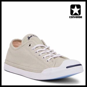 CONVERSE JACK PURCELL LO OX LOW TOP OXFORD SNEAKERNWT for sale